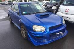 Бампер. Subaru Impreza WRX STI, GD, GDB, GGB