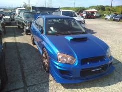 Крыло. Subaru Impreza WRX STI, GDB, GD