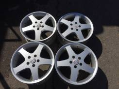 Диски made in Japan. 7.0x17, 5x114.30, ET48