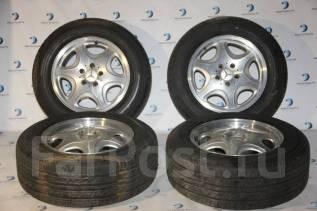 Комплект колес Mercedes с шинами Yokohama. 7.5x16 ET51
