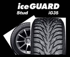 Yokohama Ice Guard IG35. Зимние, без износа, 4 шт