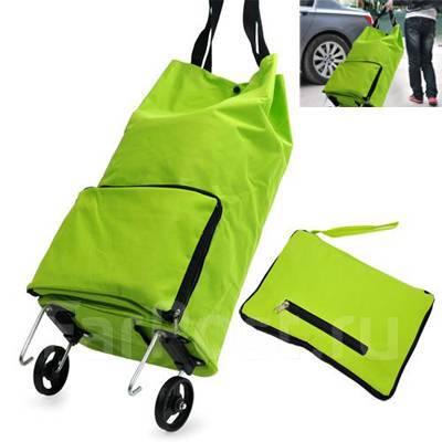 2f0ad640cc1d Складная дорожная сумка на колесах. В наличии - Рюкзаки и сумки во ...