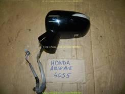 Стекло зеркала заднего вида бокового. Honda Airwave, GJ1, GJ2