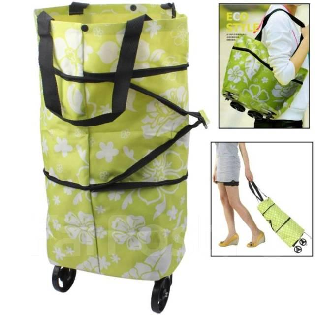 85acd171583e Складная дорожная сумка на колесах - Рюкзаки и сумки во Владивостоке