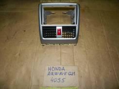 Консоль панели приборов. Honda Airwave, GJ1, GJ2