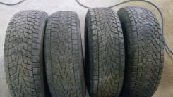 Bridgestone Winter Dueler DM-Z2. Всесезонные, 2008 год, износ: 40%, 4 шт