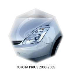 Накладка на фару. Toyota Prius, NHW11, NHW10, NHW20 Двигатель 1NZFXE