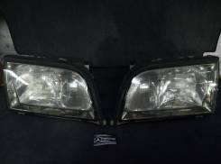 Фара. Mercedes-Benz S-Class, W140