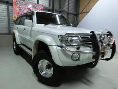 Nissan Safari. автомат, 4wd, 4.5, бензин, 107 000 тыс. км, б/п, нет птс. Под заказ