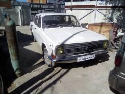 ГАЗ 24 Волга. механика, задний, 2.4 (95л.с.), бензин, 40 000тыс. км