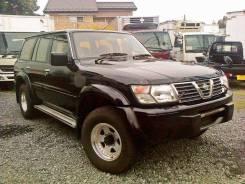 Nissan Safari. механика, 4wd, 4.2, дизель, 186 000 тыс. км, б/п, нет птс. Под заказ