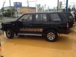 Nissan Terrano. автомат, 4wd, 3.0, бензин, 38 000 тыс. км, б/п, нет птс. Под заказ