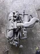 Впускной Коллектор В Сборе С Дроссельной Заслонкой И Топливной Рамкой. Nissan Vanette, SK82MN Двигатель F8