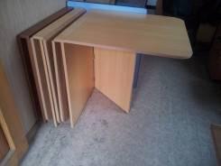 Столы-книги.