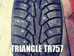 Triangle Group TR757. Зимние, шипованные, 2017 год, без износа, 4 шт