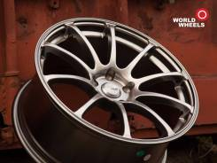 Advan Racing RS. 8.5/9.5x19, 5x114.30, ET35/35, ЦО 73,1 мм.