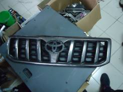 Решетка радиатора. Toyota Land Cruiser Toyota Land Cruiser Prado, RZJ120, RZJ120W