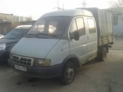 ГАЗ Газель. Автомобиль ГАЗ-33023(Газель) 2000 г. в., 2 445 куб. см., 1 500 кг.