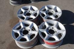 Nissan. 8.0x16, 5x150.00, ET46, ЦО 110,0мм.