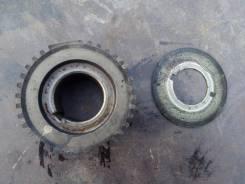 Шкив коленвала. Toyota Ipsum Двигатель 3SFE