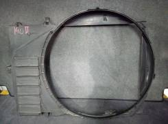 Диффузор. Mercedes-Benz S-Class, W140