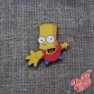 Оригинальный значок - Симпсоны 3