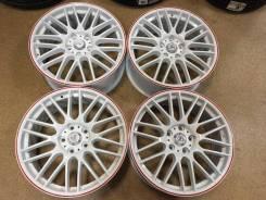 NZ Wheels SH668. 8.0x18, 5x114.30, ET45, ЦО 60,1мм.