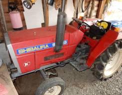 Shibaura. Отличный японский мини-трактор SD1803