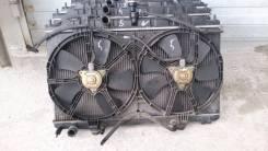 Радиатор охлаждения двигателя. Nissan: Wingroad, AD, Sunny, Almera, Bluebird Sylphy Двигатели: QG18DE, QG13DE, QG18DEN, QG15DE, QG18DD, QG16DE, LEV