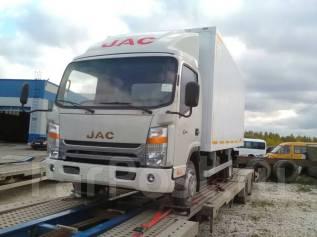 JAC N75. Грузовик JAC N-75 промтоварный, 3 760 куб. см., 4 670 кг.
