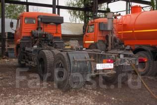 Камаз 6520. шасси, год выпуска 2011., 8 880 куб. см., 18 150 кг.