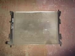 Радиатор охлаждения двигателя. Hyundai Accent Hyundai Solaris Hyundai i20 Hyundai Veloster