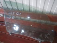 Стекло боковое. Toyota Corolla Spacio, NZE121, ZZE122, ZZE124