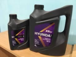Hyundai XTeer. Вязкость 5W-20, полусинтетическое