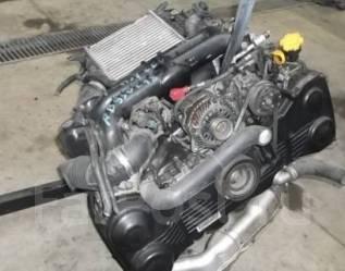 Двигатель в сборе. Subaru Legacy, BL5, BP5 Subaru Legacy B4, BL5 Двигатель EJ20X. Под заказ