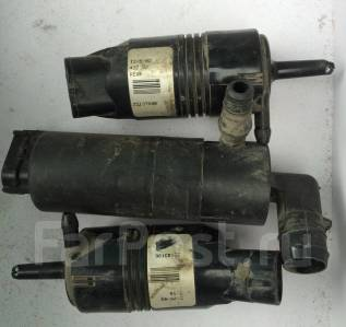 Мотор бачка омывателя. Chevrolet TrailBlazer, GMT360 Двигатель LL8