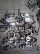 Заслонка дроссельная. Toyota: Opa, Corolla Fielder, Vista Ardeo, Corolla, Corolla Spacio, Voltz, RAV4, Matrix, Vista, WiLL VS Двигатель 1ZZFE