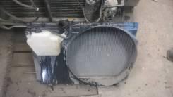 Радиатор охлаждения двигателя. Toyota Crown, JZS151
