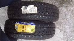 Michelin Agilis 81 Snow-Ice. Зимние, шипованные, без износа, 2 шт