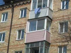 1-комнатная, улица Арсеньева 6. БАМР, агентство, 32 кв.м. Дом снаружи