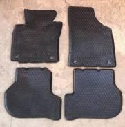 Коврик. Volkswagen Jetta, 1K2 Volkswagen Golf Двигатели: BKDCBDBCJAA, BKCBLSBXE, BSF, BSE, BLRBLXBLYBVYBVZ, BMY