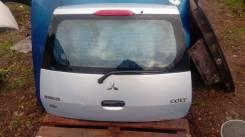 Дверь багажника. Mitsubishi Colt, Z34AM