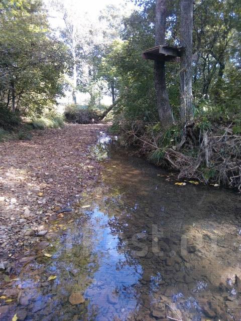 Уютное место для отдыха у ручья. От частного лица (собственник)