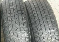 Michelin 4x4 Alpin. Зимние, без шипов, 2015 год, 30 %, 2 шт