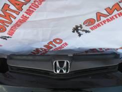 Решетка радиатора. Honda Airwave, GJ2, GJ1 Двигатель L15A