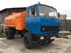 МАЗ 5337. топливозаправщик АТЗ-10,5-5337, 10 850 куб. см., 10,50куб. м.