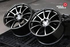 Advan Racing RS. 9.5x18, 5x114.30, ET28, ЦО 73,1мм.