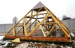 Купольные и пирамидальные дома