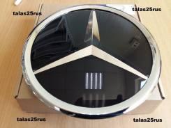 Эмблема решетки. Mercedes-Benz G-Class