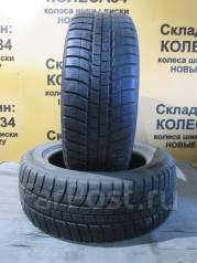 Michelin Alpin A2. Зимние, без шипов, 2010 год, износ: 20%, 2 шт